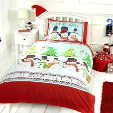 Cot Duvet Covers Kids Christmas Duvet Covers Bedding Sets For Children Cartoon