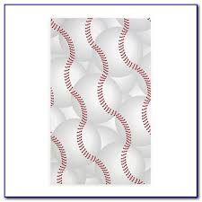baseball shaped area rug rugs home decorating ideas rnzrre8zn5
