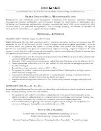 sales resume objective samples bank executive resume examples top