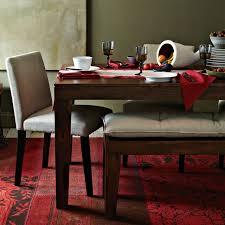 pottery barn farm dining table carroll farm dining table west elm