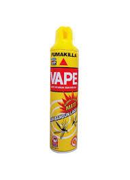 Obat Nyamuk Vape vape obat nyamuk spray fumakilla orange klg 600ml klikindomaret