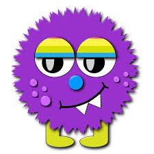 monster clip art cartoon free clipart images 6 clipartix