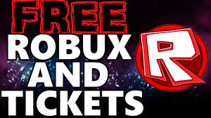 new how to get free robux and tickets on roblox youtube