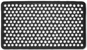 rubber doormats rubber door mat with decorative top recycled