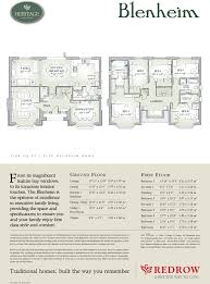 redrow oxford floor plan 5 bedroom detached house for sale in queens road woking surrey