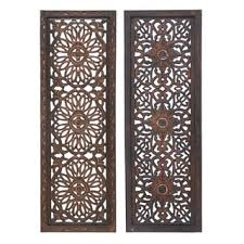 wall sculpture wood wall panel free shipping today overstock