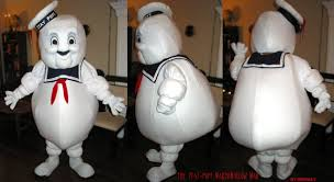 Stay Puft Marshmallow Man Costume The Stay Puft Marshmallow Man By Lobitaworks On Deviantart