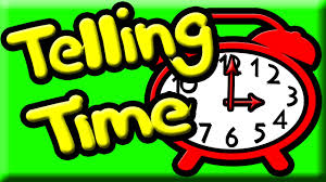 tell time for kids how to tell time to the hour telling the