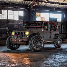 slammed jeep wrangler the ruff nek starwoodmotors starwoodcustoms custom jeep