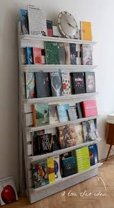 Bookshelves Small Spaces by Diy Bookshelf Great For Kids And Small Spaces When I Grow Up