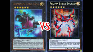 yu gi oh making the choice number 25 force focus vs photon
