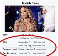 Wikipedia Meme - 12 hilarious wikipedia edits from creative internet vandals