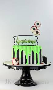 Unique Halloween Cakes 45 Best Goosebumps Birthday Party Images On Pinterest Birthday