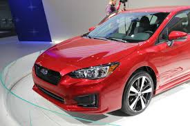 subaru legacy red 2017 you can relax a manual 2017 subaru impreza was just confirmed