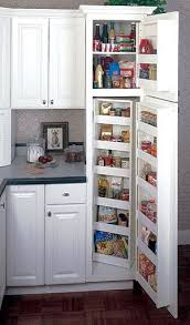 Small Kitchen Pantry Ideas I Need A Pantry And My Kitchen Is Small I Think This Would Be A