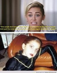 Miley Meme - fun miley cyrus