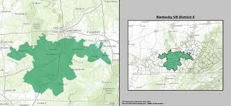kentucky house map kentucky s 2nd congressional district
