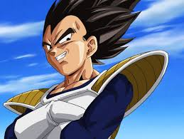 vegeta prince saiyans u0026 developed character dbz