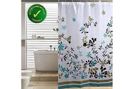 Best Shower Curtain Liner No Mildew Top 10 Best Shower Curtain Sets In 2017 Reviews Any Top 10