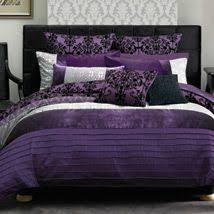 Purple And Silver Bedroom - the gorgeous carla kids room pinterest quilt cover black