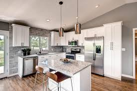 rectangle kitchen ideas rustic modern kitchen ideas coryc me