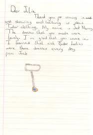 tudor writing paper tudor talks comments from pupils julia renaissance costumes by jack