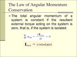 rotation of rigid bodies angular momentum and torque properties