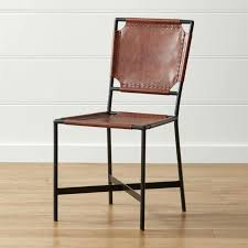 Target Dining Chair Target Barrel Chair Brown Leather Dining Chair Crate And Barrel