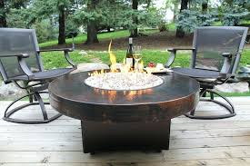 gas fire pit table uk fire pit garden furniture outdoor gas fire pit table and chairs fire