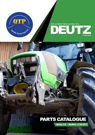 deutz by quality tractor parts issuu