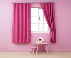 Blockout Curtains For Kids Cute Pink Blackout Curtains