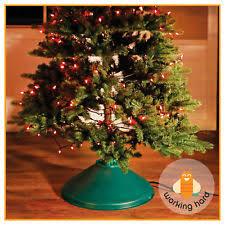 rotating tree stand ebay
