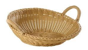 bakery basket tilted bakery basket asymmetric shape
