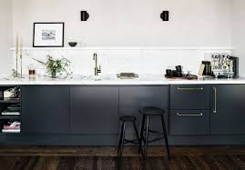 black kitchen cabinets with black hardware 21 black kitchen cabinet ideas black cabinetry and cupboards