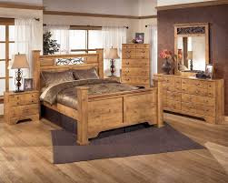 nightstand appealing mirror bedroom set furniture maple