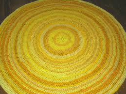 Yellow Circle Rug Rugs Cozy Jcpenney Bathroom Rugs For Your Inspiration