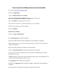 Police Resume Examples by Resume Building Worksheet Free Resume Example And Writing Download