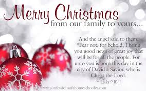 merry from our family to yours confessions of a