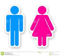 Bathroom Symbols Stickers Of Toilet Symbols Royalty Free Stock Image Image 31594086