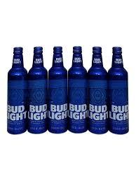 Bud Light Aluminum Bottle Bud Light Gift Basket Bud Light Gifts Www Givethembeer Com