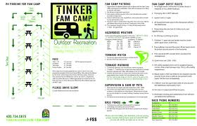 tinker fam camp