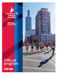 lexus nx westmont 2015 bank of america chicago marathon program by kelli l issuu