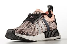 Adidas Nmd Runner Womens by Yeezy Boost Shoes Adidas Adidas Nmd R1 Womens Salmon