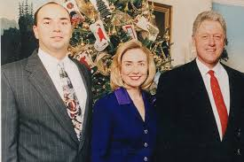 Bill Clinton House Bill White House Staff Lived In Fear Of Hillary Ex Secret
