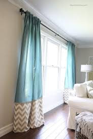 stunning creative of blue curtains living room blackout darkening