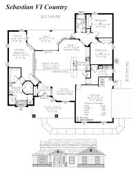 Florida Floor Plans The Sebastian Curington Homes