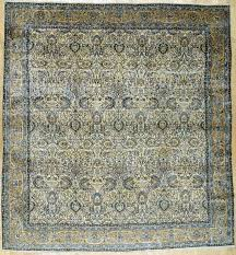 Green Round Rug by Round Persian Rugs Buy Authentic Round Persian Rugs At Oldcarpet