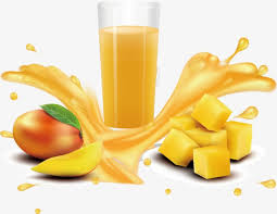 Mango Juice mango juice yellow delicious png and vector for free