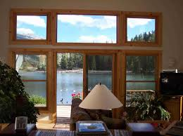Big Sliding Windows Decorating Uncategorized Living Room Big Window Inside Windows