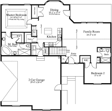 scintillating house plans with master on main contemporary best